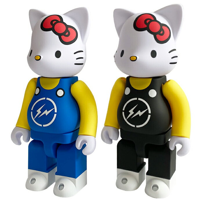 コレクション, フィギュア MEDICOM TOY BERBRICK THE CONVENI HELLO KITTY BLUE BLACK 400 2 2020