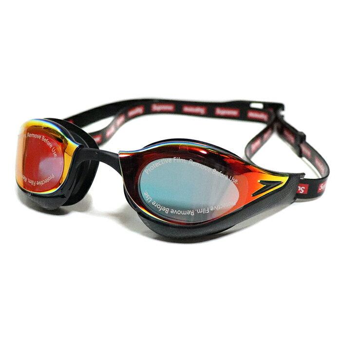 水泳, スイミングゴーグル Supreme x Speedo Swim Goggles BLACK 2020SS