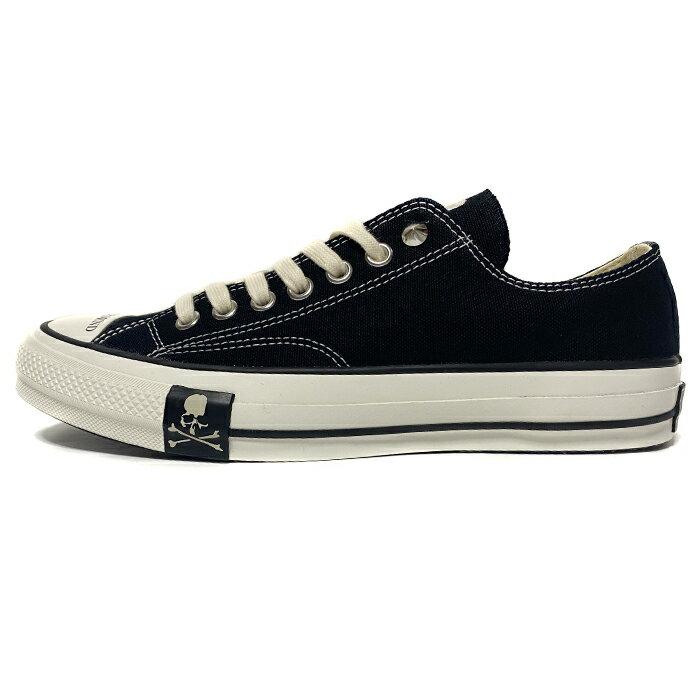メンズ靴, スニーカー mastermind JAPAN x CONVERSE ADDICT CHUCK TAYLOR CANVAS MMJ OX BLACK 2020SS