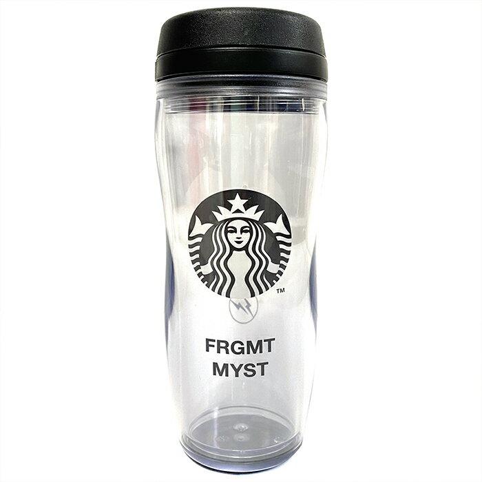 水筒・コップ, 大人用水筒・マグボトル Fragment Design Starbucks Logo FRGMT MYST Black 2020