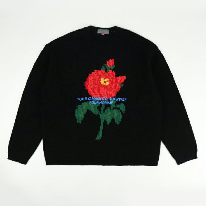 トップス, ニット・セーター Supreme Yohji Yamamoto Sweater Black 2020AW