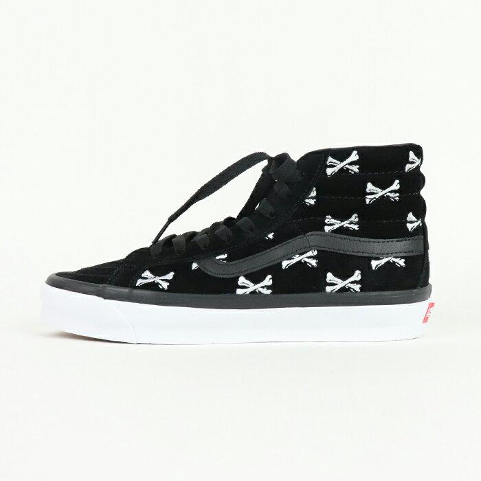 メンズ靴, スニーカー WTAPS Vans SK8-HI Black VNoA4BVB20P