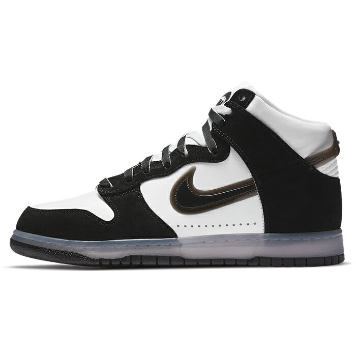 Nike Dunk High / ナイキ ダンク ハイSlam Jam / スラム ジャムWhite Black / ホワイト ブラック 白 黒 【CI2692-400】2020 正規品 新古品【中古】画像
