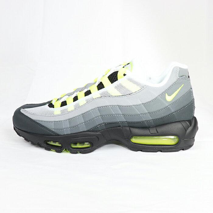 メンズ靴, スニーカー 2020FW NIKEAir Max 95 OG Neon Yellow (2020) CT1689-001