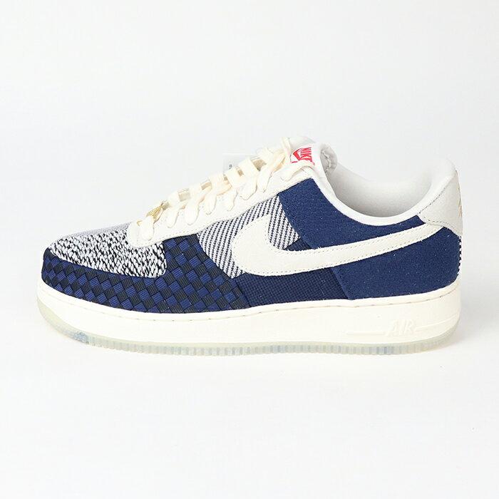 メンズ靴, スニーカー NIKE AIR FORCE 1 LOW 07 LV 1 Sashiko Womens DD5401-492 2021