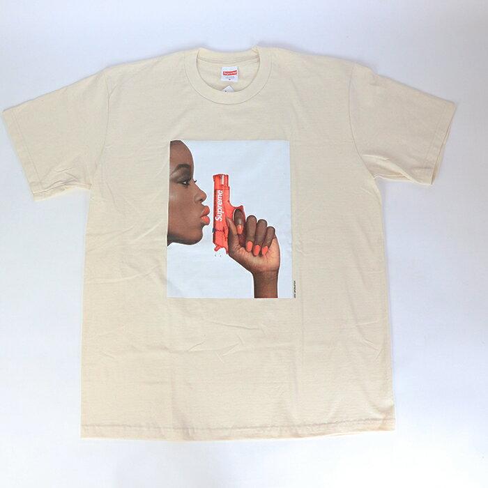 トップス, Tシャツ・カットソー Supreme Water Pistol Tee TNatural 2021SS