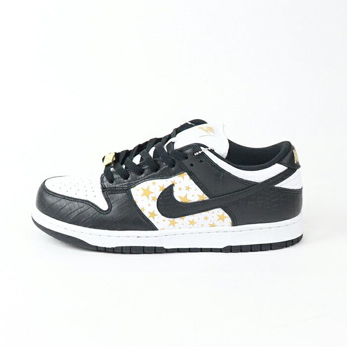 メンズ靴, スニーカー 2021SS Supreme Nike SB Dunk Low Black Stars DH3228-102