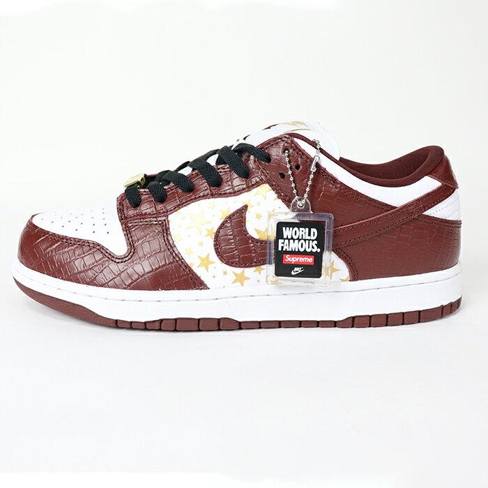 メンズ靴, スニーカー 2021SS Supreme Nike SB Dunk Low Blown Stars DH3228-103