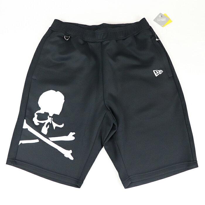 メンズファッション, ズボン・パンツ 2021SS mastermind JAPAN Warm Up Half Pant Black 2021SS New Era