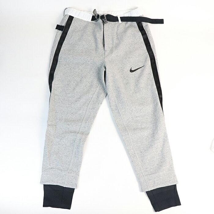 メンズファッション, ズボン・パンツ sacai NIKE Fleece Pants Dark Grey Heather CZ4698-063 2021