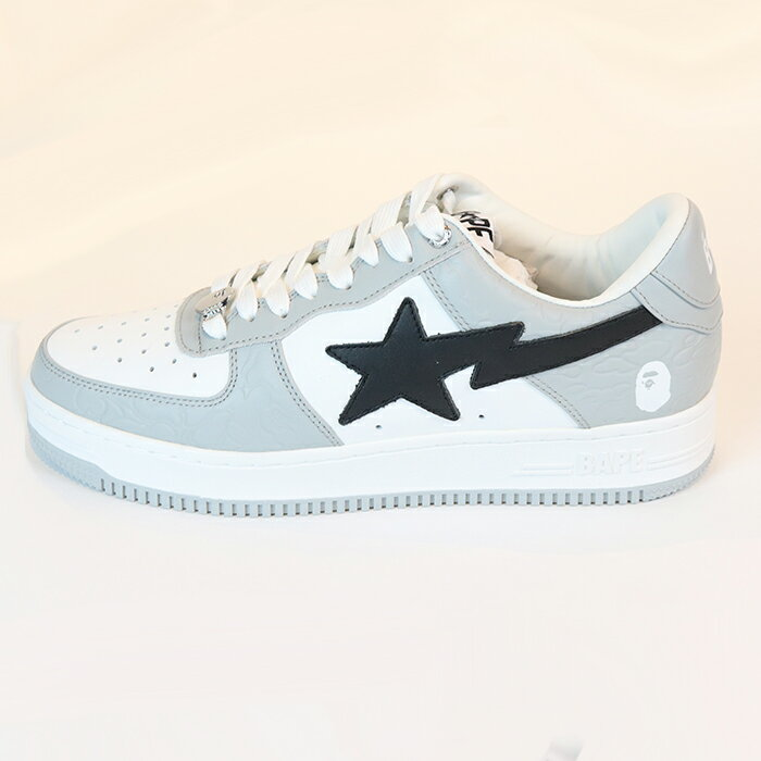 メンズ靴, スニーカー A BATHING APE BAPE STA White 2021AW