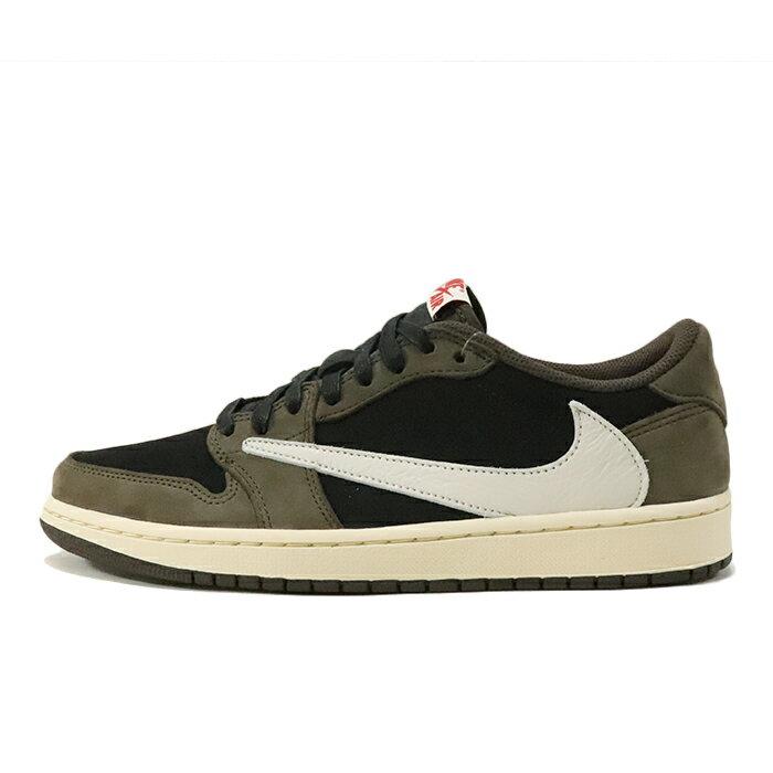 メンズ靴, スニーカー TRAVIS SCOTT NIKE CACTUS JACK AIR JORDAN 1 LOW OG SP 1 BLACKDARK MOCHA-UNIVERSITY RED-SAILCQ4277-0012019