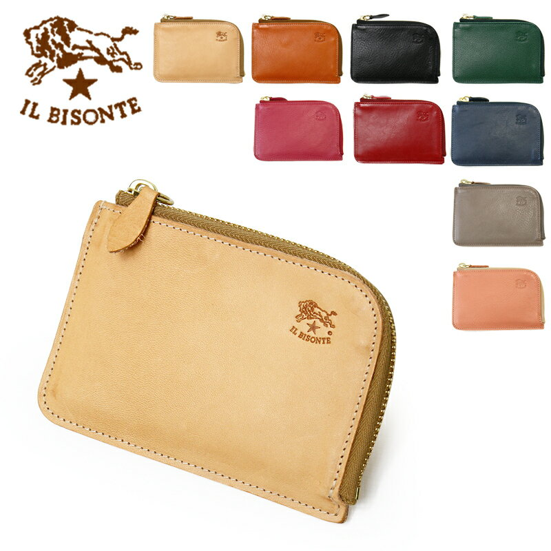 a9e8eb12cdfd イルビゾンテ IL MUUN BISONTE コンパクトウォレット C0852 il bisonte(イルビゾンテ) IL BISONTE 財布  キプリング レディース メンズ 本革 おしゃれ コンパクト ...