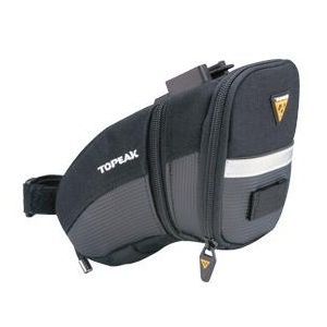 Topeak エアロ ウェッジパック クイックリック (M) (BAG25502)