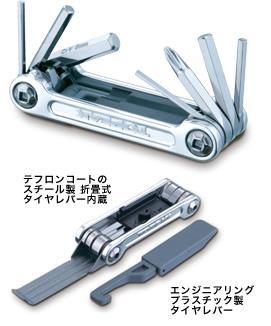 TOPEAK MINI 9 PRO ミニ9 プロ (TOL3310*) 【取寄せ品】