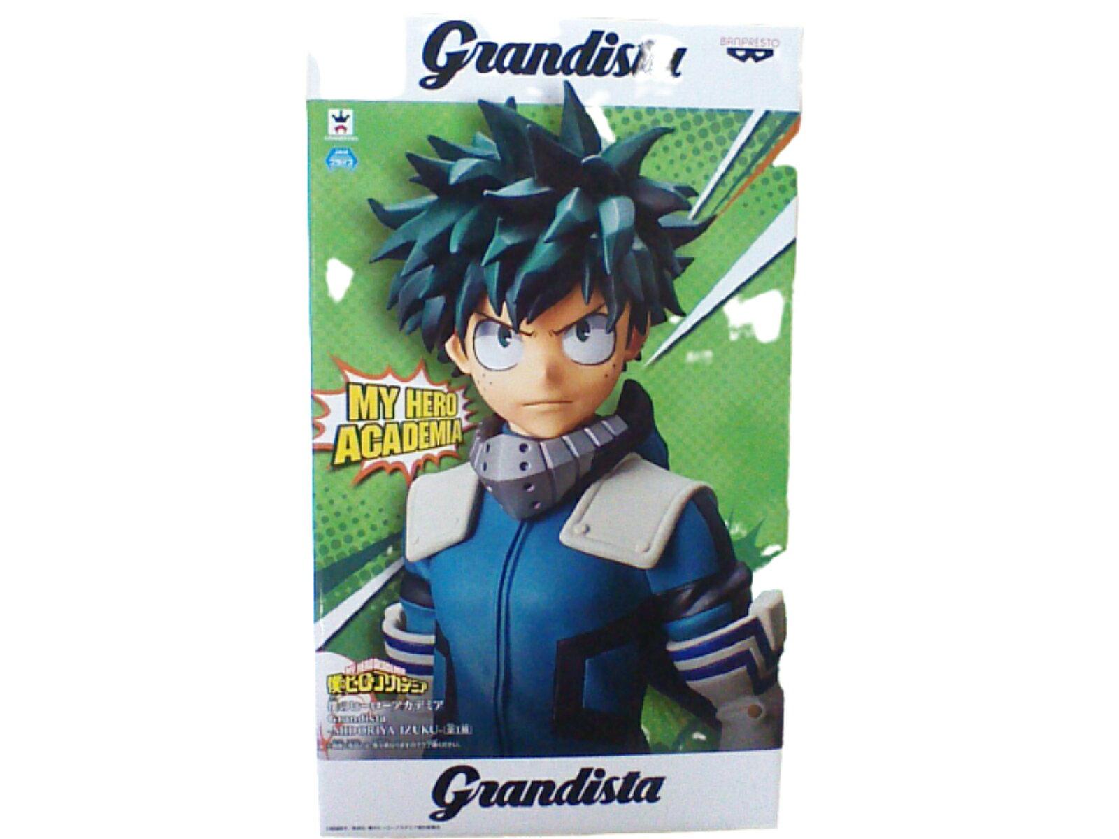 コレクション, フィギュア  Grandista MIDORIYA IZUKU