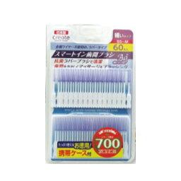 クリエイト スマートイン歯間ブラシ 60本入 細いタイプ(SS-M)