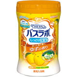 白元アース HERSバスラボ ボトル ゆず 680g【入浴剤】