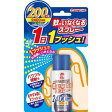 金鳥 蚊がいなくなるスプレー 200日 無香料 定形外郵便可 1個205円 2個250円