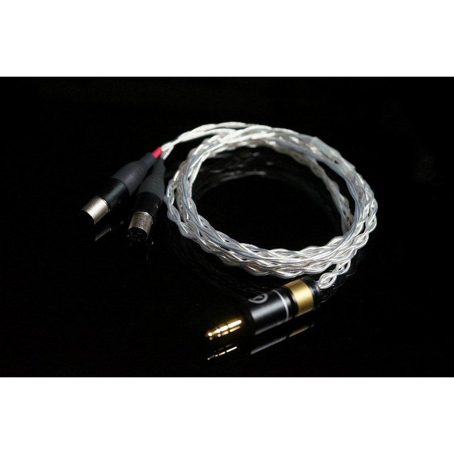 ヘッドホン・イヤホン用アクセサリー, リケーブル Whiplash Audio TWag V3 LITZ AUDEZE