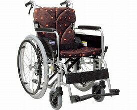 車椅子 軽量 折り畳み アルミフレーム自走用車椅子(ベーシックモジュール車いす)BM22-38・40・42...