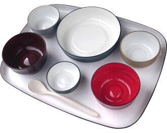 用五感享用的自立支援餐具IROHA/iroha01全套[大成樹脂工業][RCP][smtb-kd][護理用品][護理餐具安排]