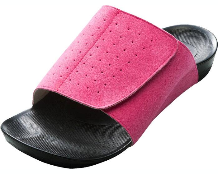 室内履き スリッパ アーチフィッター601 (M、L) AKAISHIルームシューズ 部屋履き スリッパ 靴 介護 高齢者 むくみ 送料無料