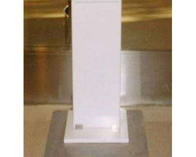 マスク自販機用 ボックス台/090190 竹虎 【RCP】【介護用品】
