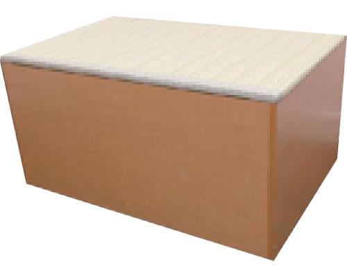 樹脂畳ユニットボックス(ハイタイプ)/JYB-90 幅90cm 山陽総業 【RCP】【介護用品】