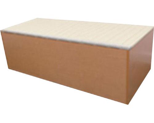 樹脂畳ユニットボックス(ハイタイプ)/JYB-120 幅120cm 山陽総業 【RCP】【介護用品】
