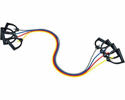 エクササイズチューブ H-7417 トーエイライト介護用品 レクリエーション チューブ トレーニング フィットネス トレーニング用品 チューブエクササイズ