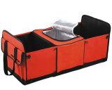 車用収納ボックス mini-cargo アルファックス収納ケース 車載ケース 収納かご 買い物かご アウトドア 保冷 折りたたみ カー用品 クーラーボックス 便利グッズ 雑貨