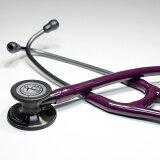 リットマン 聴診器 Cardiology IV プラム/スモーク・エディション 6166 3M Littmann カーディオロジー4 ステート