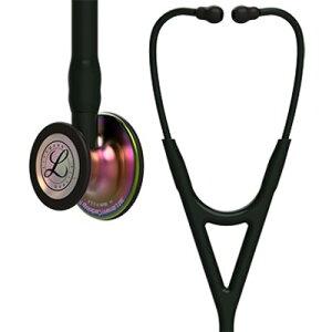 リットマン聴診器CardiologyIVブラック/レインボー・エディション61653MLittmannカーディオロジー4ステート