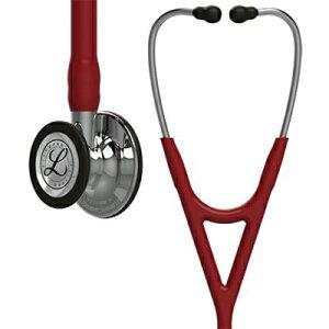 リットマン聴診器CardiologyIVミラーフィニッシュ/バーガンディー61703MLittmannカーディオロジー4ステート