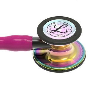 リットマン聴診器CardiologyIVポリッシュレインボー/ラズベリー62413MLittmannカーディオロジー4ステート