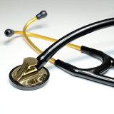 リットマン 聴診器 Master Cardiology ブラック (2175)ブラス・エディション 3M Littmann マスターカーディオロジー ステート