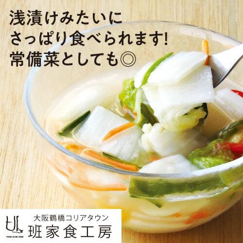 水キムチの素300ml(徳山物産)