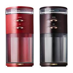 回転速度の変更が可能 電動コーヒーミルデバイスタイル コーヒーグラインダー GA-1X 【コーヒー...