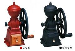 ※品薄注意!1台1台、職人の手作り。カリタ 伝統の 手挽き ダイヤミル 手動式 コーヒーミル【本...