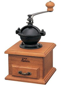家庭で手軽に楽しめるカリタ・手挽きコーヒーミル 手動コーヒーミルカリタ・手挽き コーヒーミ...