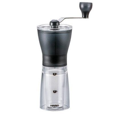 ハリオ・手挽き コーヒーミル・セラミックスリムMSS-1TB(手動式)