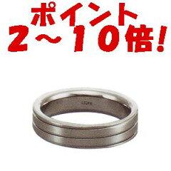 【ポイント2〜10倍】『セイバーワン チタンリング TR-22 #17 ヘアーライン+ミラー』 ...