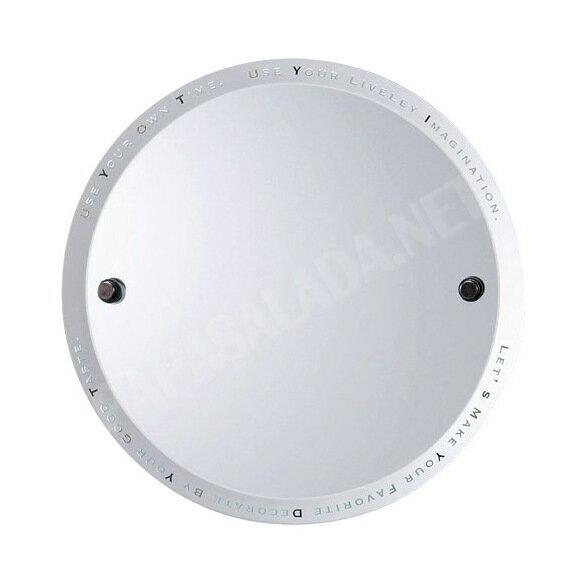 【Essence】コレクティブルズ / ミラーS|トイレ用の壁掛鏡、小さなミラー