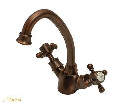 アメイジア・ラバトリー(ブロンズ)水栓金具