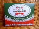 Carol Wilson キャロルウィルソンクリスマスカード カップケーキ BOX入りTiered Cupcakes