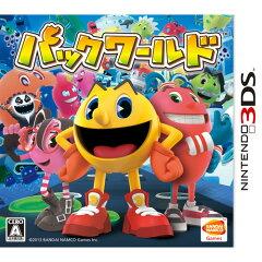 【予約】【3DS】 6月19日発売予定 パックワールド [CTR-P-AEJJ]