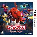 【新品】【3DS】 ベイマックス ヒーローズバトル [CTR-P-BH...