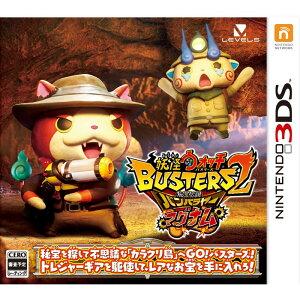 【予約】【3DS】 12月7日発売予定 妖怪ウォッチバスターズ2 秘宝伝説バンバラヤー マグナ…