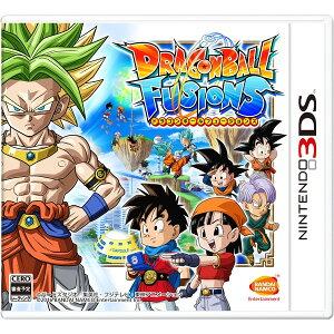 【予約】【3DS】 8月4日発売予定 ドラゴンボールフュージョンズ [CTR-P-BDLJ]
